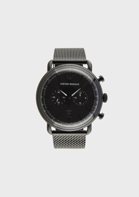 Steel Strap Watch
