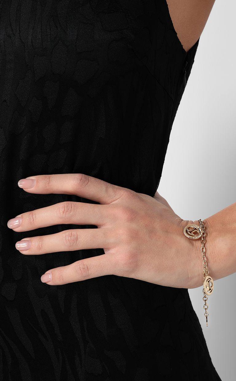 JUST CAVALLI Bracelet with JC charms Bracelet Woman d