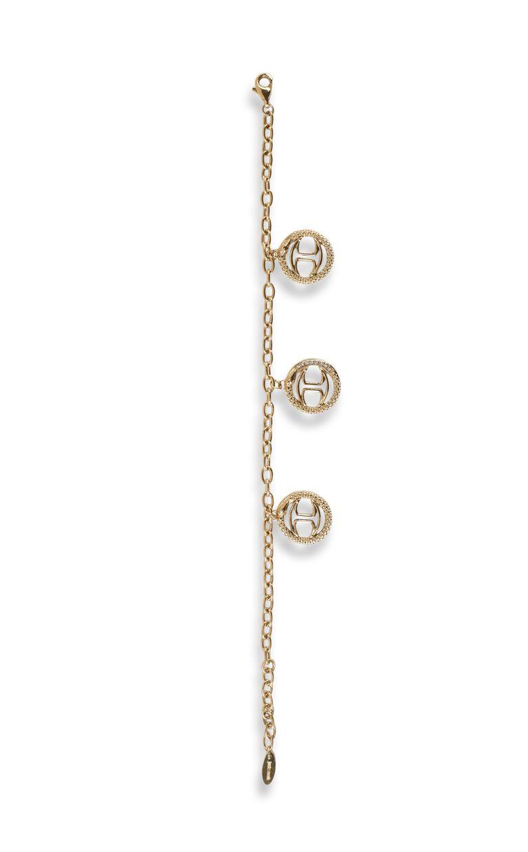 JUST CAVALLI Bracelet with JC charms Bracelet Woman f