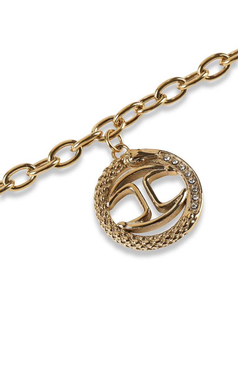 JUST CAVALLI Bracelet with JC charms Bracelet Woman r