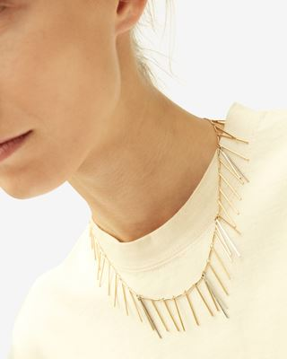 ISABEL MARANT NECKLACE Woman GOOD SWUNG NECKLACE d