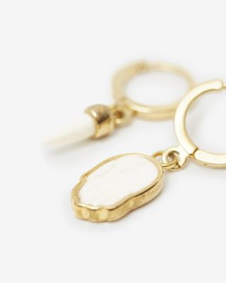 ISABEL MARANT EARRINGS Woman NEW IT'S ALL RIGHT EARRINGS d