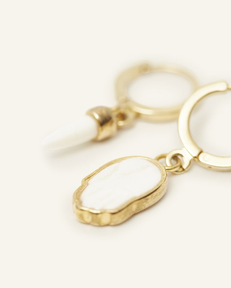 NEW IT'S ALL RIGHT EARRINGS ISABEL MARANT