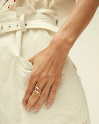 ISABEL MARANT RING Woman CASABLANCA RINGS d