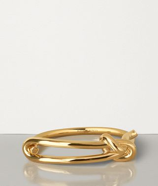 BRACELET IN GOLD-PLATED SILVER