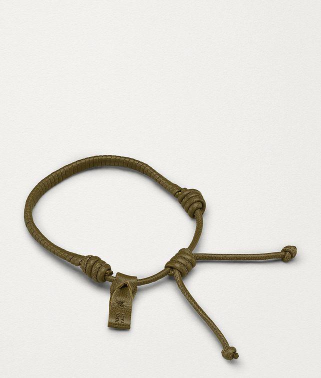 BOTTEGA VENETA BRACELET IN NAPPA Bracelet Man fp