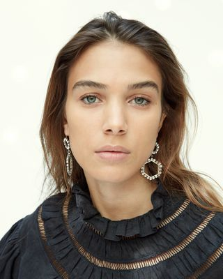 ISABEL MARANT EARRINGS Woman HERE IT IS EARRINGS d