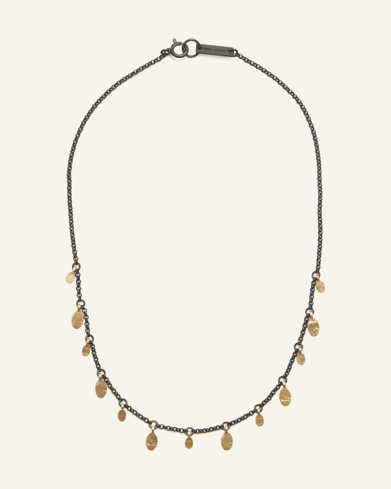 NEW LEAVES NECKLACE ISABEL MARANT