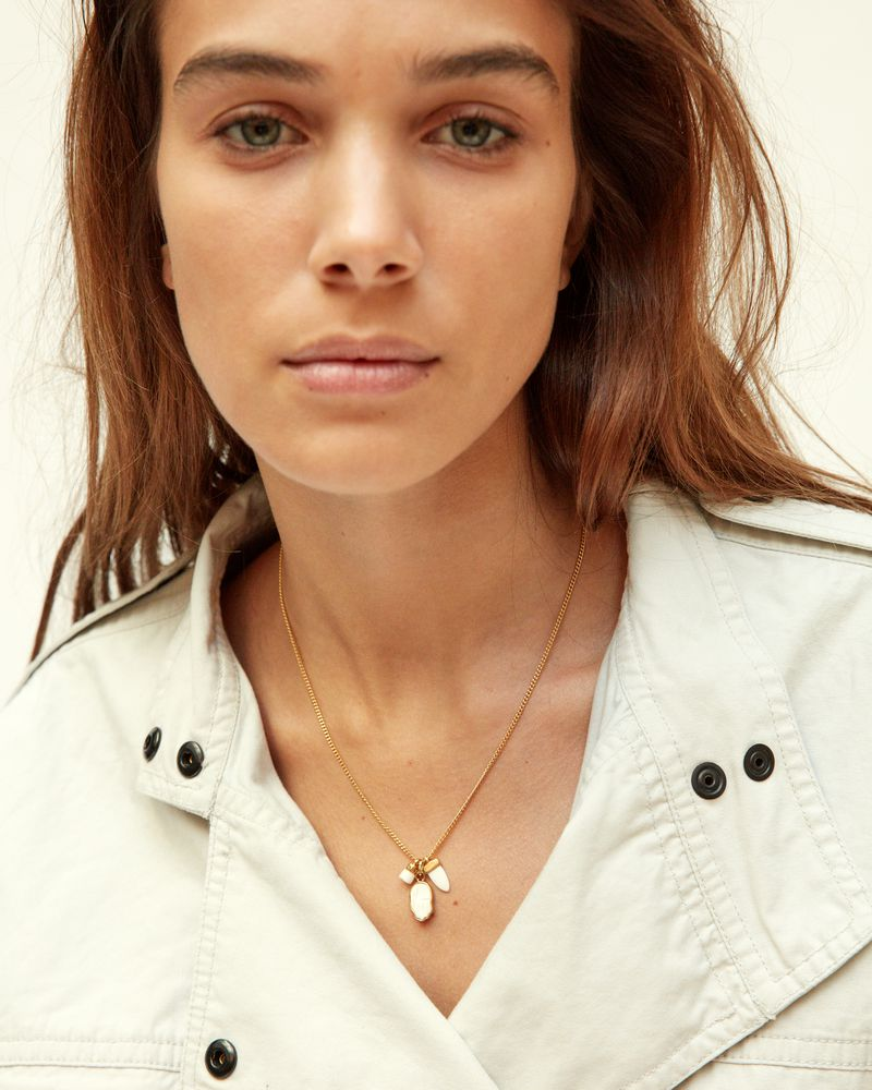 NEW IT'S ALL RIGHT NECKLACE ISABEL MARANT