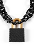 ALEXANDER WANG BIKE LOCK  BIKE CHAIN Adult 8_n_r
