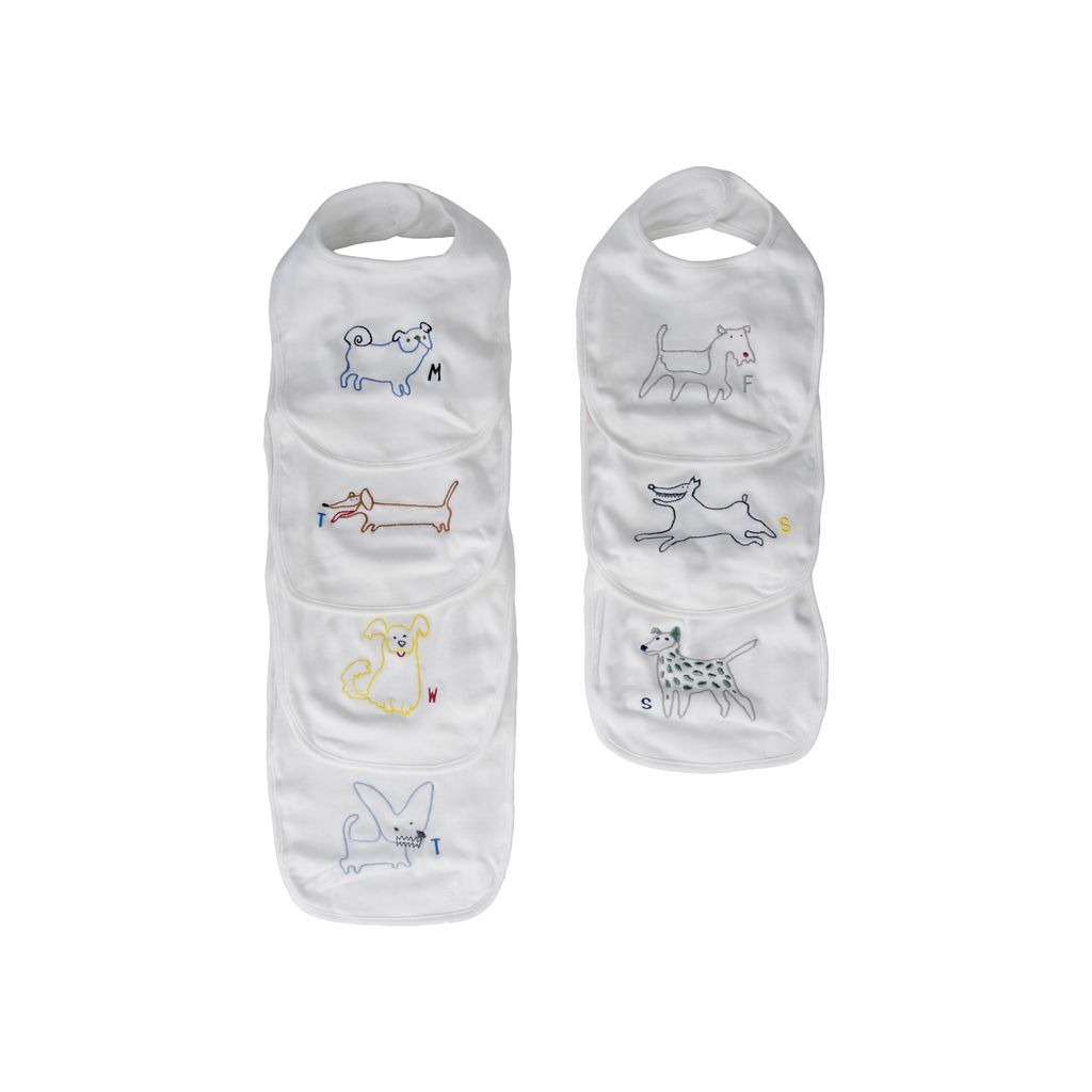 Teddie Bib Set - STELLA MCCARTNEY KIDS