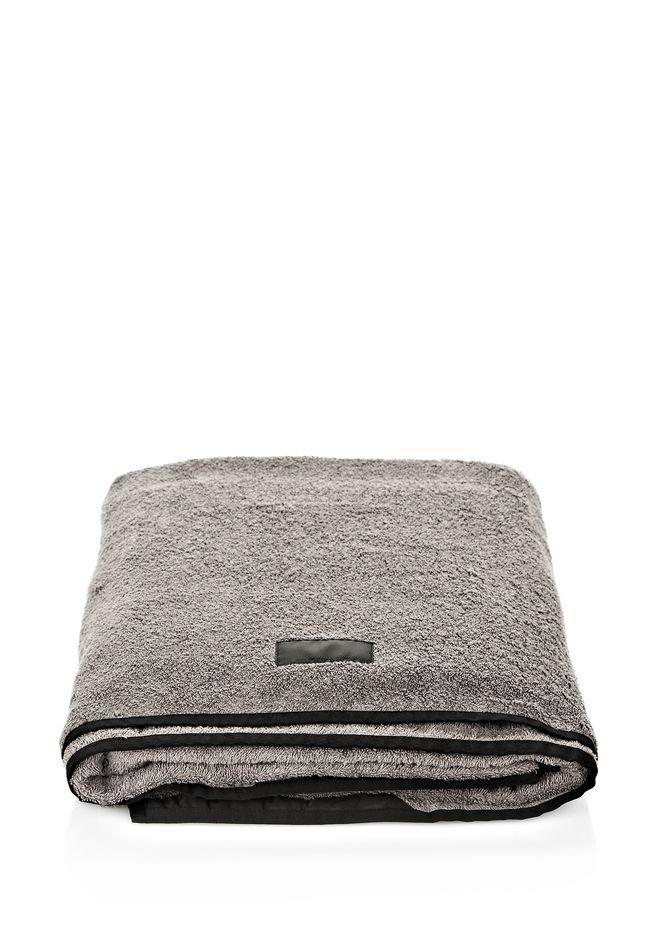 ALEXANDER WANG TOWELWITH  MESH BAG Beach towel Adult 12_n_e