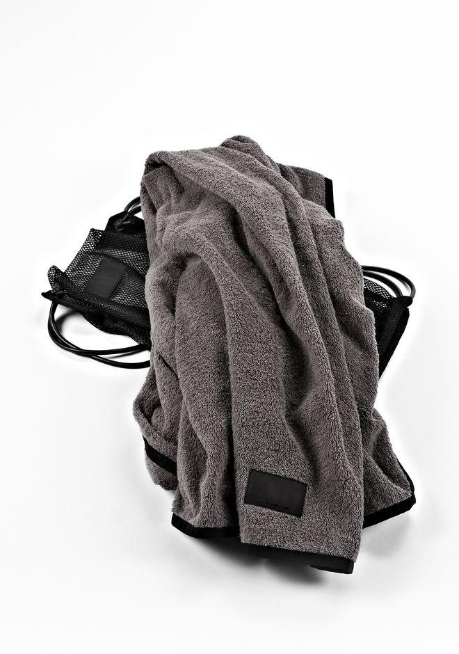 ALEXANDER WANG TOWELWITH  MESH BAG Beach towel Adult 12_n_r
