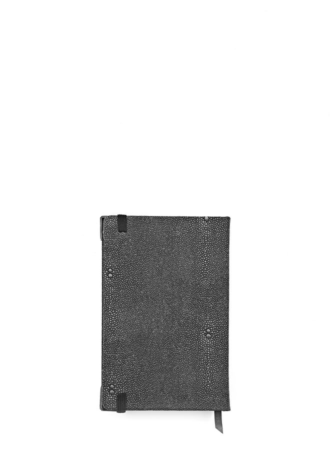 ALEXANDER WANG STINGRAY EMBOSSED NOTEBOOK NOTEBOOK Adult 12_n_e