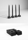 ALEXANDER WANG CANDLE HOLDER SET CANDLE HOLDERS Adult 8_n_d