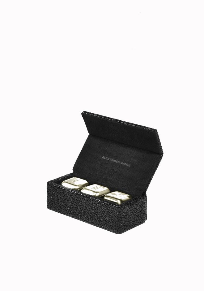 ALEXANDER WANG DICE SET WITH BOX DOMINO SET Adult 12_n_f