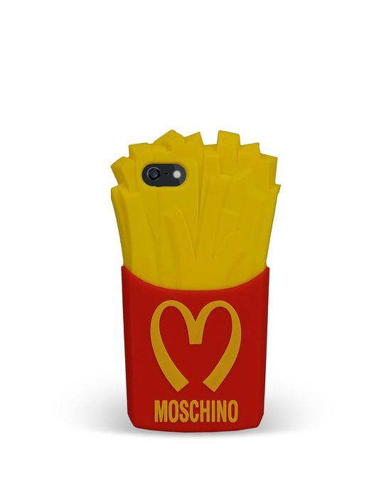 moschino custodia iphone 8