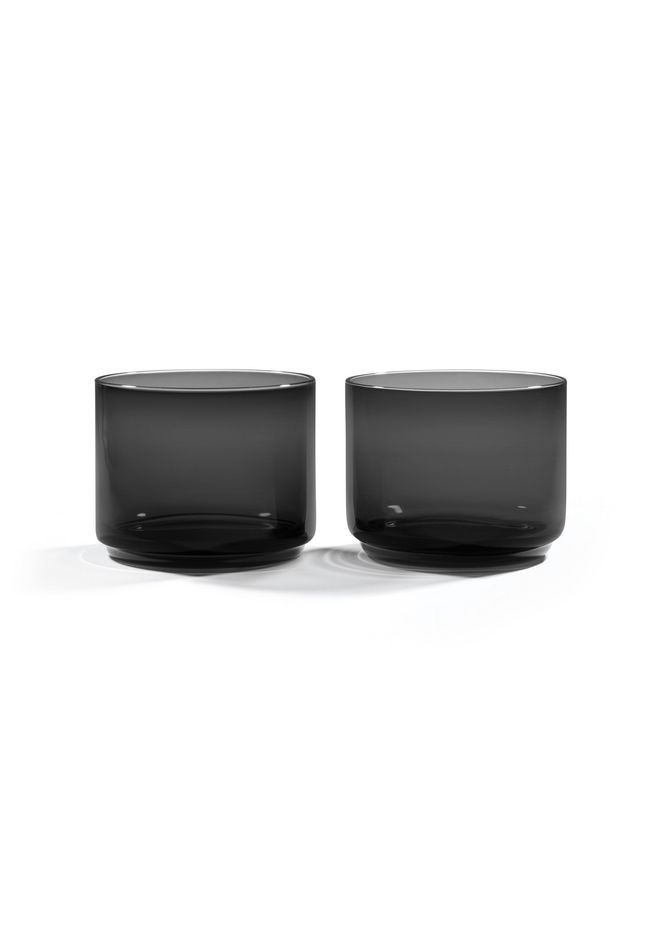 alexander wang whiskey glass set of two objects adult 12nf