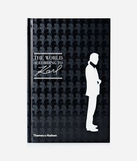KARL LAGERFELD THE WORLD ACCORDING TO KARL