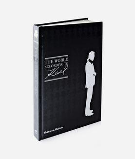 KARL LAGERFELD THE WORLD ACCORDING TO KARL