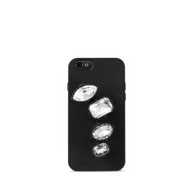 STELLA McCARTNEY iPhone Case D Black Rings Iphone 6 Cover  f