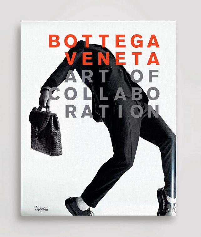 BOTTEGA VENETA BOTTEGA VENETA ART OF COLLABORATION BOOK  Desk accessory E fp
