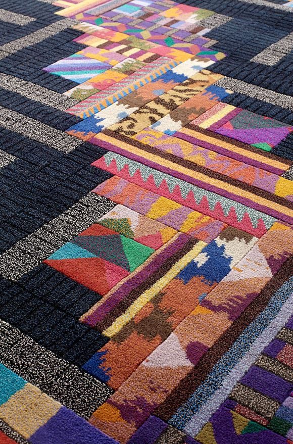 MISSONI HOME CONSTELLATION RUG   E, Product view without model