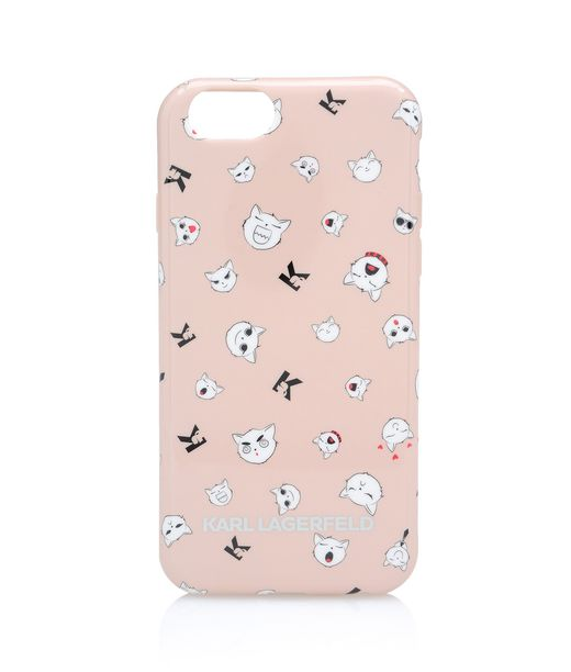 KARL LAGERFELD CATS ALL OVER IPHONE 6 CASE 12_f