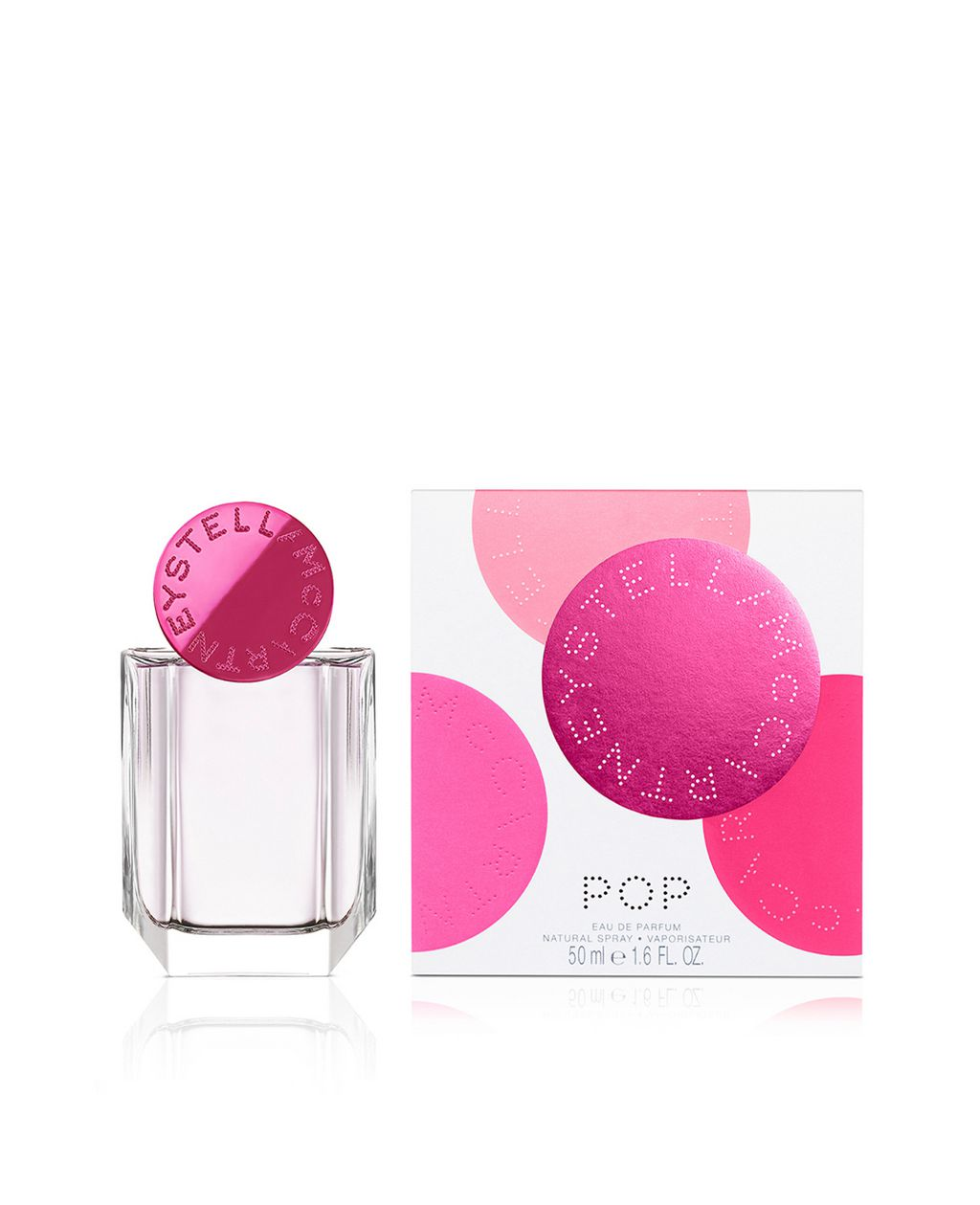 POP Eau De Parfum 50ML   - STELLA MCCARTNEY
