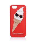 KARL LAGERFELD ICE CREAM SUNGLASSES IPHONE 6 CASE 8_f