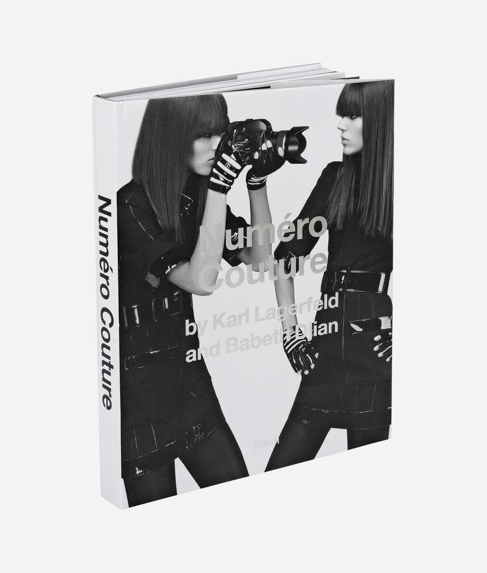 KARL LAGERFELD Numero Couture  Book Woman r