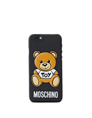moschino iphone cases donna. Black Bedroom Furniture Sets. Home Design Ideas