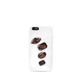 STELLA McCARTNEY iPhone Case D Black Rings Iphone 6 Cover  f