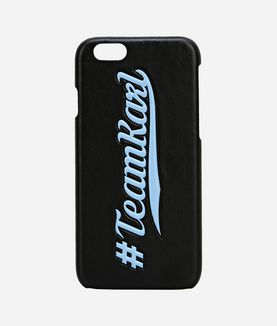 KARL LAGERFELD #TEAM KARL IPHONE 6 CASE