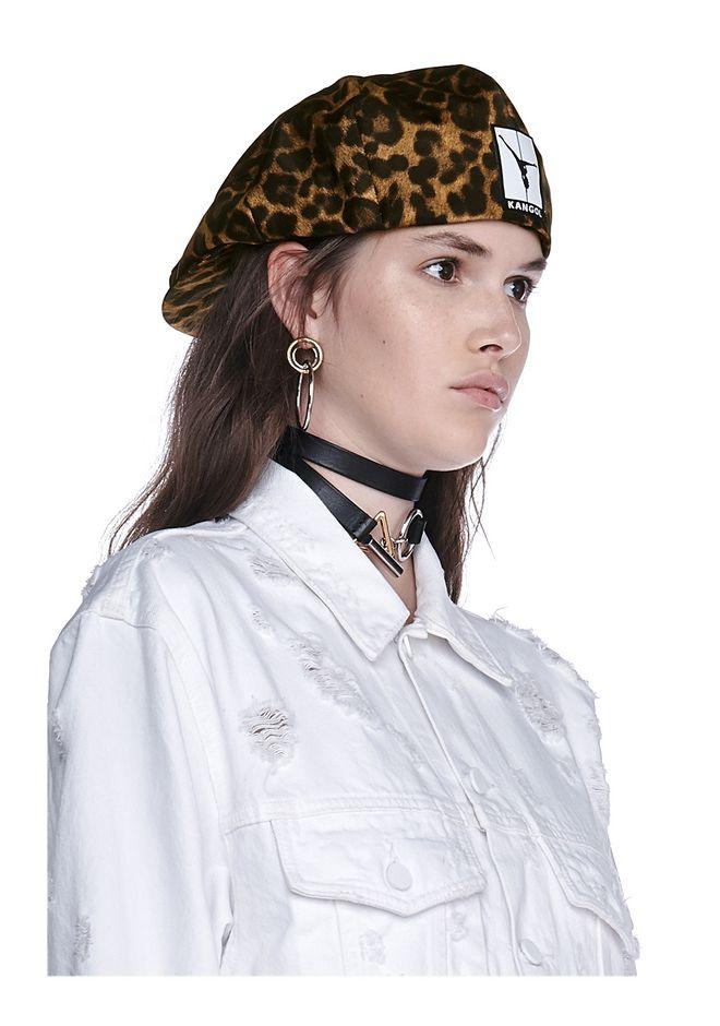 ALEXANDER WANG ALEXANDER WANG X KANGOL PEEBLES CAP  Scarf & Hat Adult 12_n_e