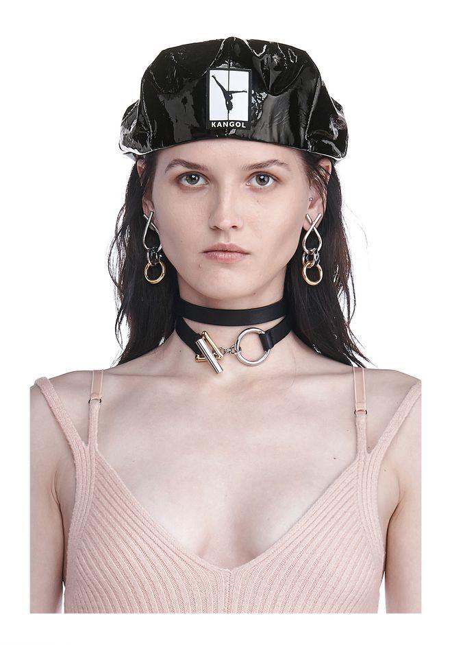 ALEXANDER WANG ALEXANDER WANG X KANGOL PEEBLES CAP  Scarf & Hat Adult 12_n_r