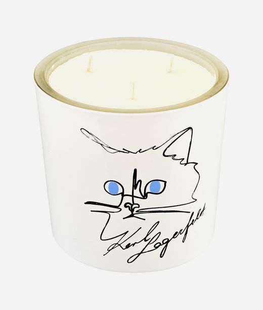 KARL LAGERFELD CANDLE CHOUPETTE 12_f