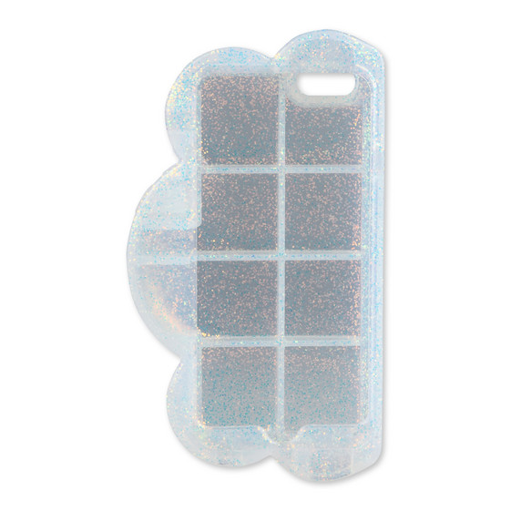 Glitter Cloud iPhone 6 Case