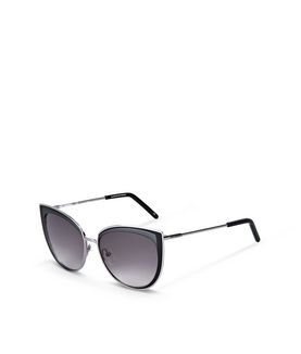KARL LAGERFELD CONTRAST CAT EYE