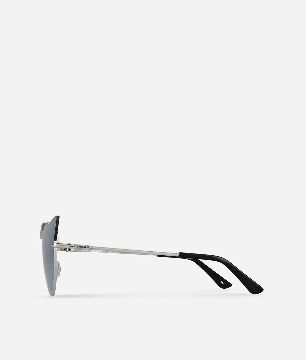 KARL LAGERFELD New Cat Eye Eyewear Woman d