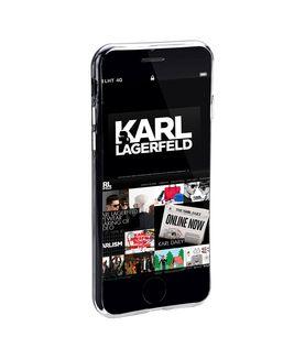 KARL LAGERFELD CARTOON KARL IPHONE 7 PLUS CASE