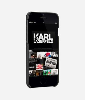 KARL LAGERFELD KARL SIGNATURE IPHONE 7 CASE
