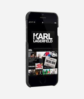 KARL LAGERFELD KARL SIGNATURE IPHONE 7 CASE