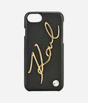 Karl Signature iPhone 7 case