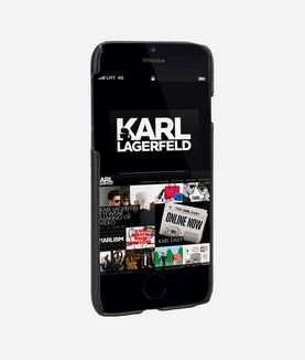 KARL LAGERFELD GLOW KARL IPHONE 7 CASE