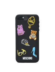 MOSCHINO iPhone 6 Plus / 7 Plus Case Woman f