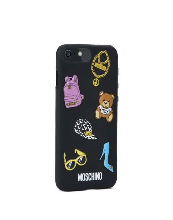 iPhone 6 Plus / 7 Plus Case Woman MOSCHINO