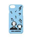 Embossed Music iPhone 7 case