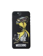 iPhone 6 Plus/7 Plus/8 Plus Woman MOSCHINO