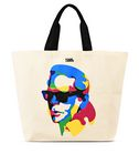 Steven Wilson Canvas Shopper